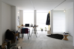 Noriko Okaku studio at KAWARAMACHI PLACE / Photo by Yuna YAGI